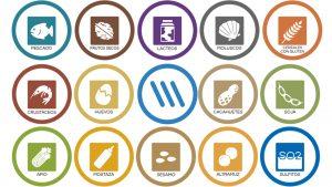 Alérgenos alimentarios pdf